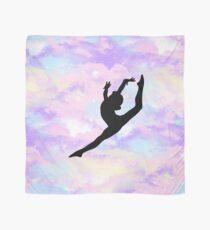 Gymnastics Leap Scarf
