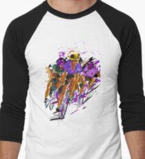 Cyclists Men's Baseball ¾ T-Shirt