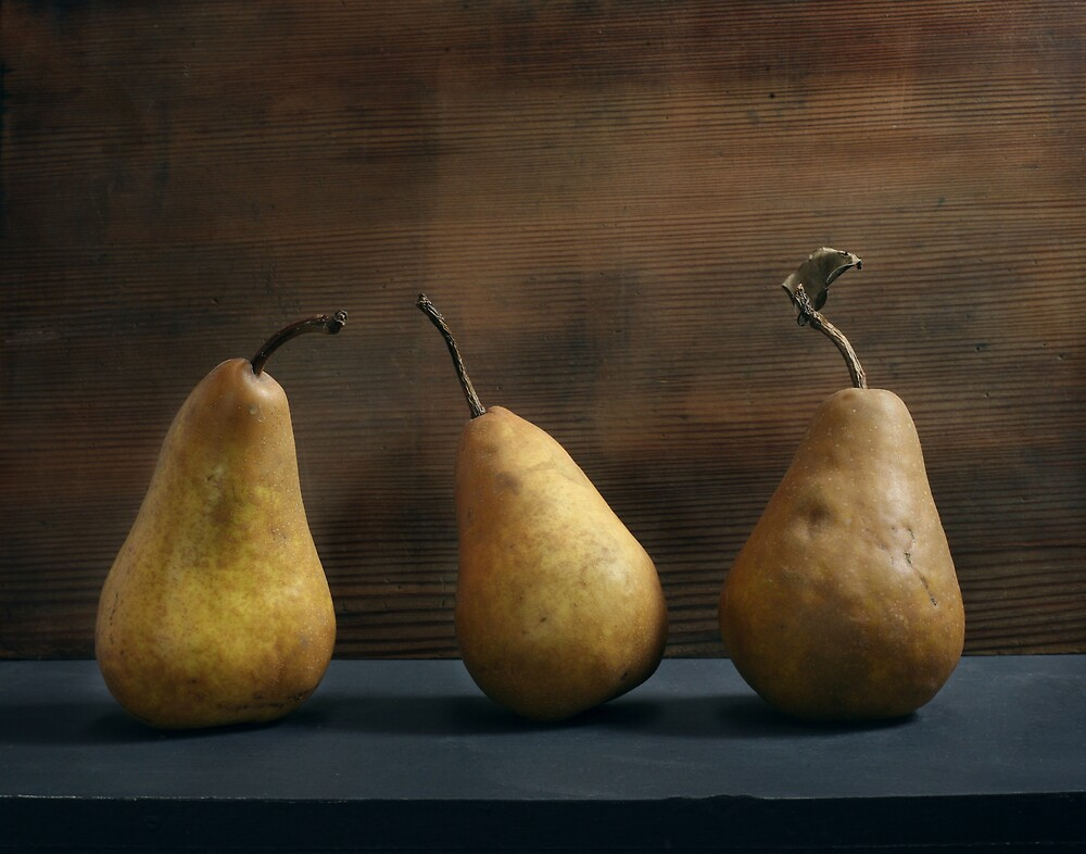 Pears by Lawrence Winder