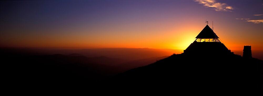 Summit - Mt Buller - Victoria by James Pierce