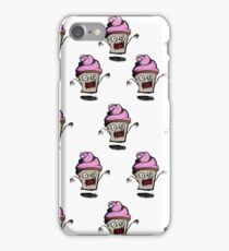 Cupcake Monster iPhone Case/Skin