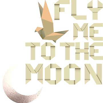 Fly Me to the Moon by CC-RED
