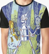 Wizard of Oz by L Frank Baum Graphic T-Shirt