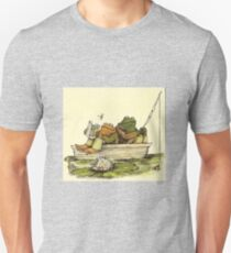 Frog and Toad Tales by Arnold Lobel Unisex T-Shirt