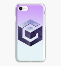 Vaporwave x gamecube iPhone Case/Skin