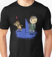 Sneaky Boy Unisex T-Shirt