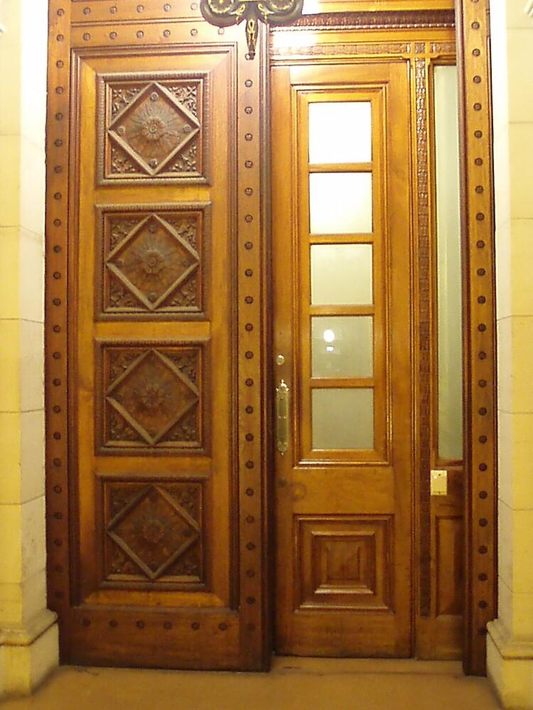 Secure Entry by Paul Lamble