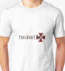 Classic Resident Evil Logo Unisex T-Shirt