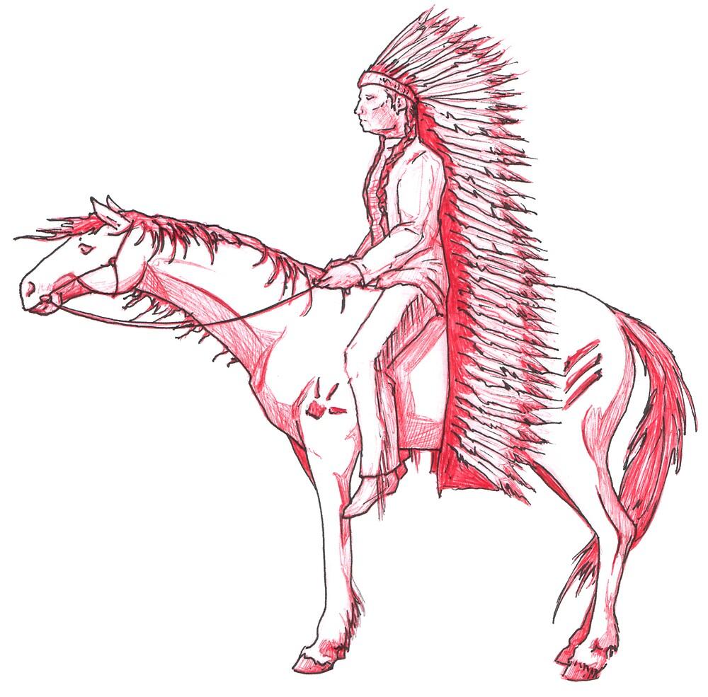 Red Chief by wyvex