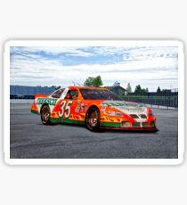 Veteran NASCAR Pontiac Trans Am Sticker