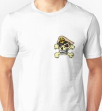 US Navy Chief Skull T-Shirt