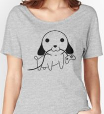 Gamepad Puppy Women's Relaxed Fit T-Shirt