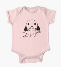 Gamepad Puppy One Piece - Short Sleeve
