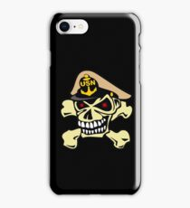 US Navy Chief Skull iPhone Case/Skin