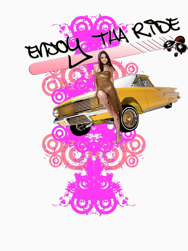 Enjoy tha ride - remixed by absalom