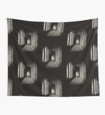 Hallway Gate to Infinity Wall Tapestry