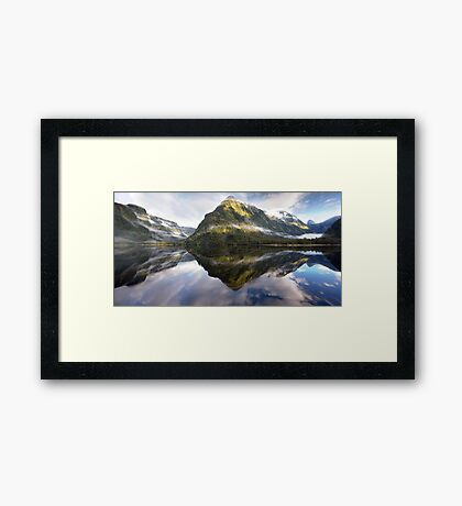 Doubtful Sound - Fiordland Framed Print