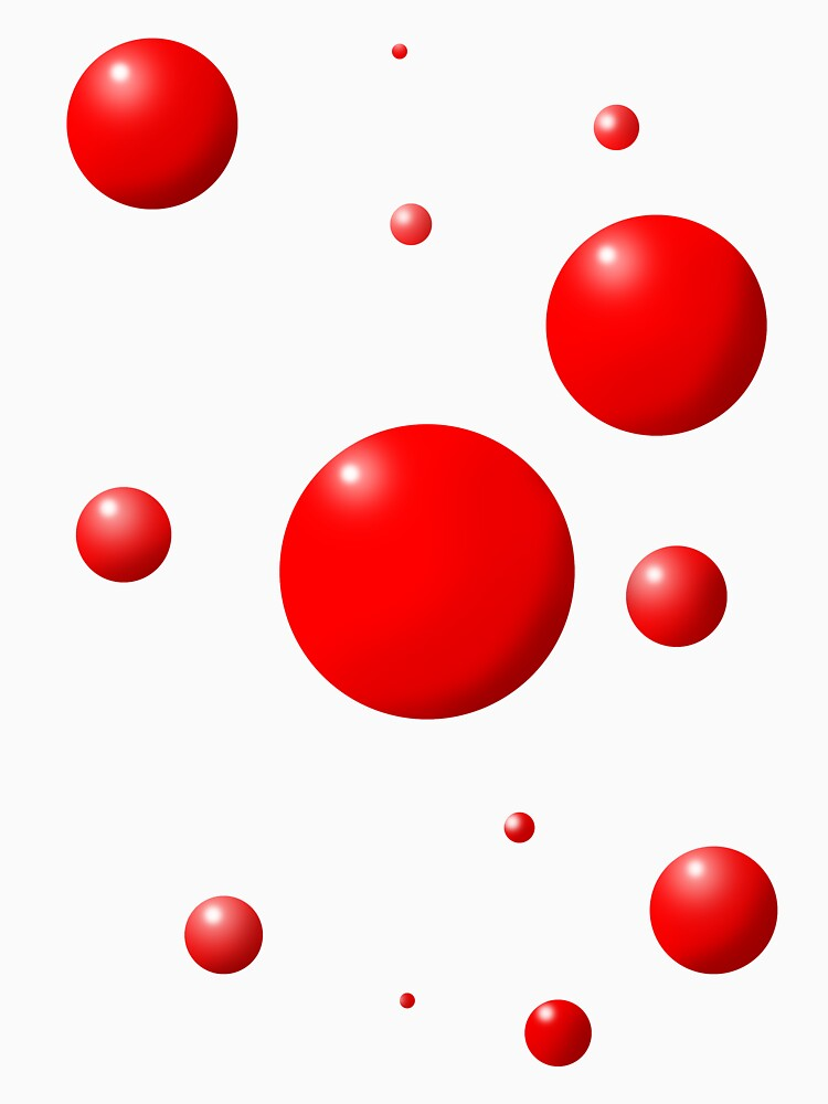 bubbles... which happen to be red... by devster