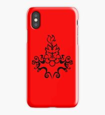 The Floating Demon iPhone Case