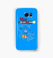 MEGA TIME! Samsung Galaxy Case/Skin