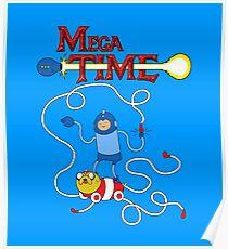MEGA TIME! Poster