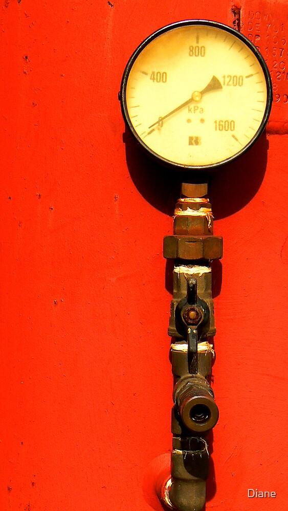 Pressure Dial by Diane