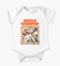 Missile Command Kids Clothes