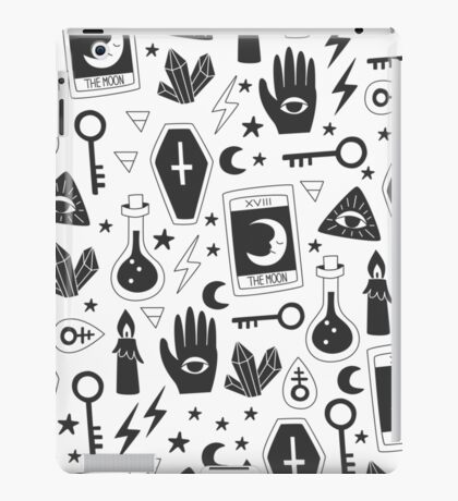 Little Witch iPad Case/Skin