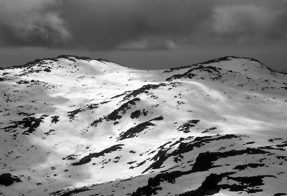 Mt.Townsend - Kosciusko National Park by John Barratt