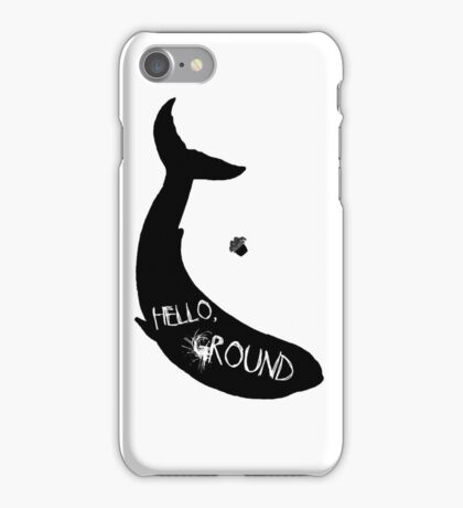 Hello, Ground - The Hitchhiker's Guide to the Galaxy iPhone Case/Skin