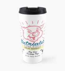 Satriale's -  Pork Store New Jersey Red Travel Mug