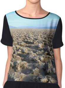Death Valley, California Chiffon Top