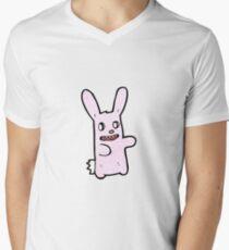 spooky bunny rabbit cartoon T-Shirt