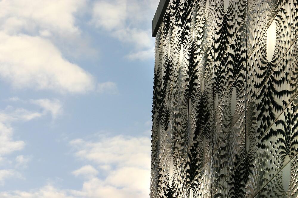 textured building 1 by rick strodder