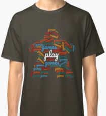 Play All the Games! Board Game Geek Shirt Classic T-Shirt