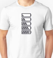 Batteries charging T-Shirt