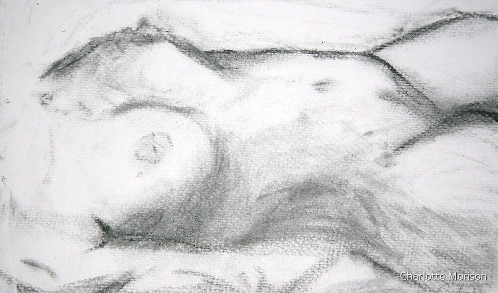 Female Form Study by Charlotte Morison