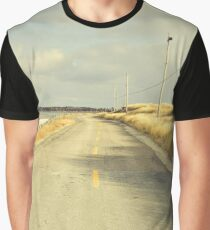 The Road to the Sea Graphic T-Shirt