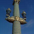 Lumiere de la Place de la Concorde by Devan Foster