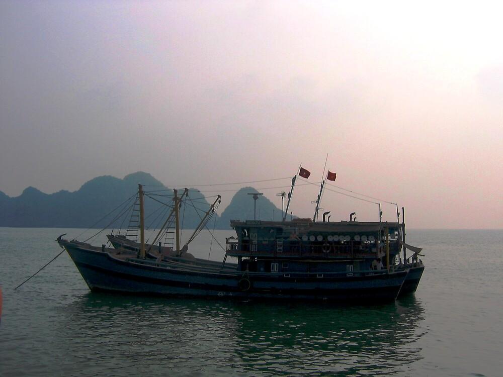 Star Boat by mantahay