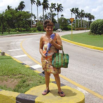 Hitchin' Havana Style by cameronbarnett