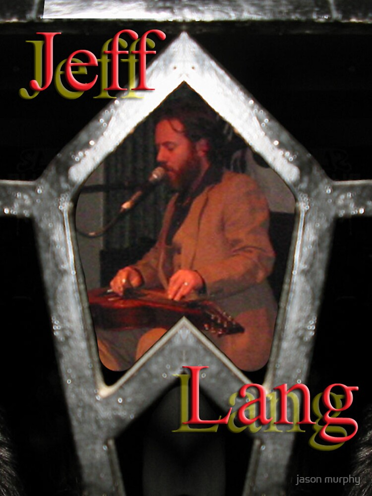 jeff lang by maton82