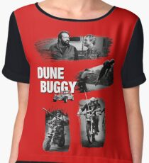 Dune Buggy - Bud Spencer Terence Hill  Chiffon Top