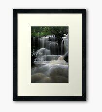 Somersby Falls 8 Framed Print