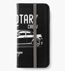 RX-8. The rotary crew iPhone Wallet/Case/Skin