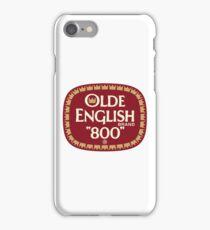 "Olde English ""800"" iPhone Case/Skin"