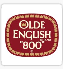 "Olde English ""800"" Sticker"