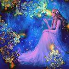 Angel Divine  by Brian Exton
