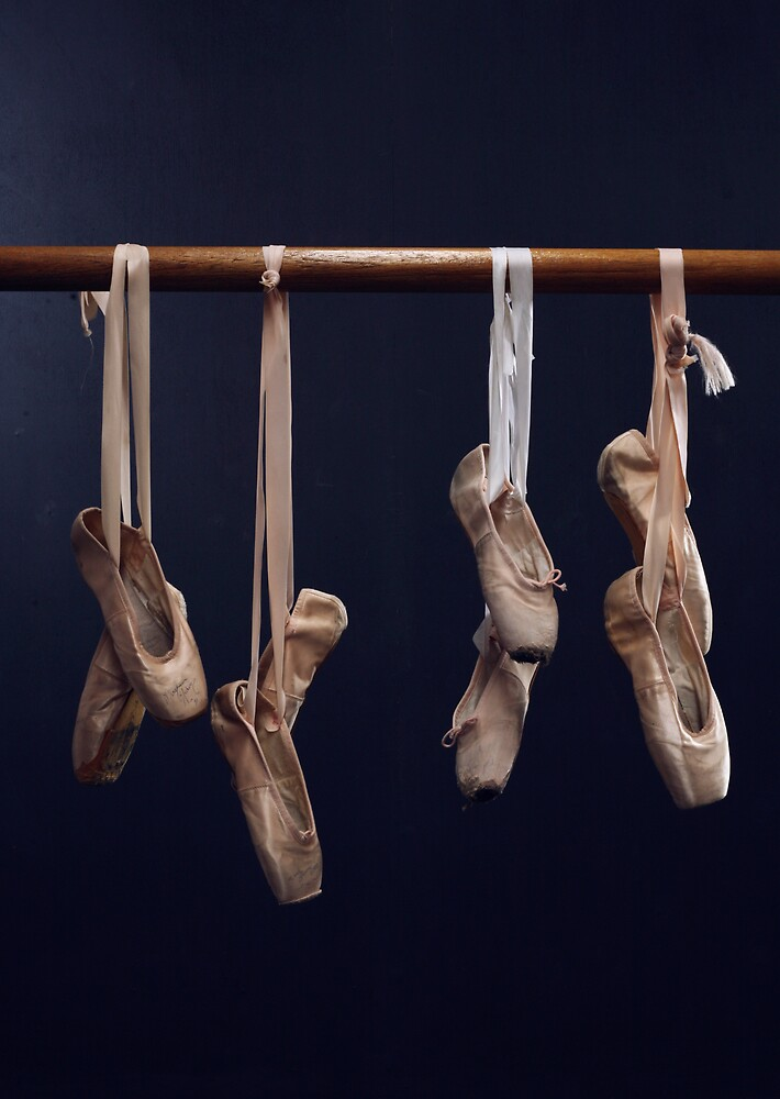 Ballet-Booties by lawrencew