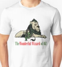 The Wonderful Wizard of OZ Characters T-Shirt